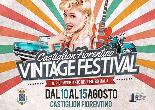 vintage festival - castiglion fiorentino