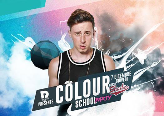 colour school party - class 125 arezzo