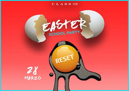easter school party - class 125 arezzo