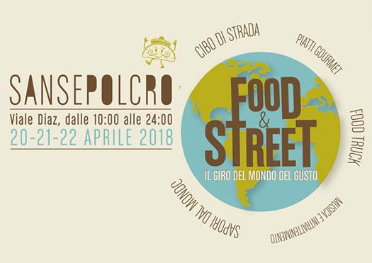food & street - sansepolcro