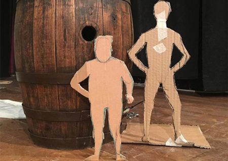 la commedia degli errori - teatro virginian