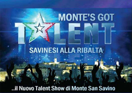 monte's got talent - monte san savino