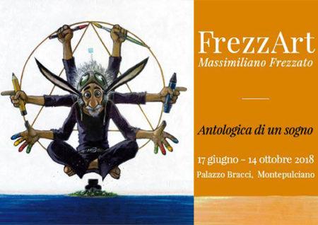frezzart - massimiliano frezzato montepulciano