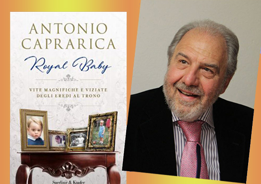 antonio caprarica royal baby - la feltrinelli point arezzo