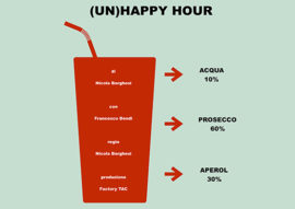 un happy hour - teatro laterina