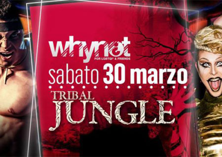 whynot tribal jungle - karemaski