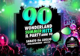 90 wonderland - dolceverde
