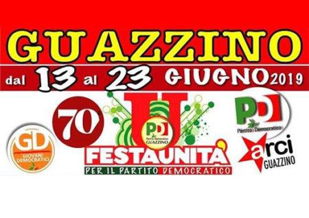 festa unità - guazzino
