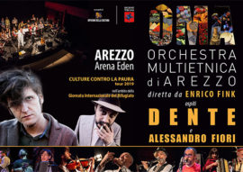 orchestra multietnica arezzo - dente - alessandro fiori