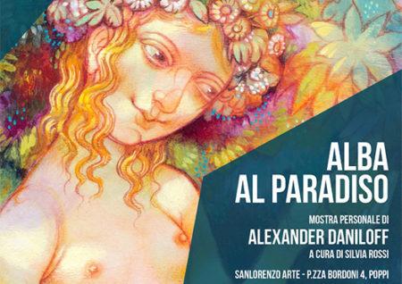 alba al paradiso - sanlorenzo arte poppi