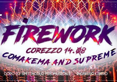 firework - corezzo