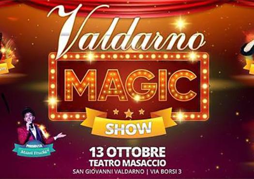 valdarno magic show - teatro masaccio