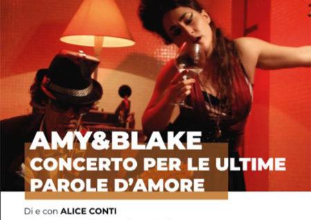 amy & blake - teatro virginian arezzo