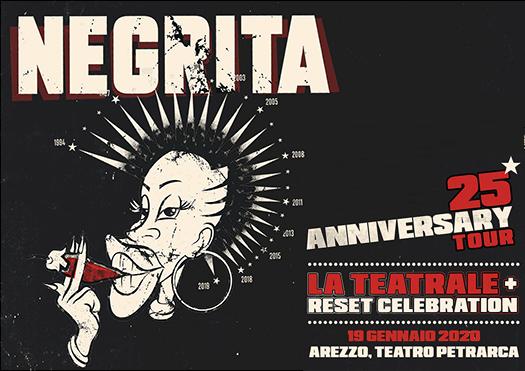 negrita - la teatrale - reset celebration