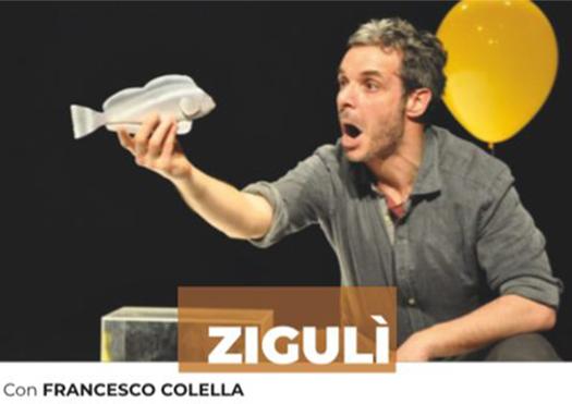 zigulì - teatro virginian arezzo