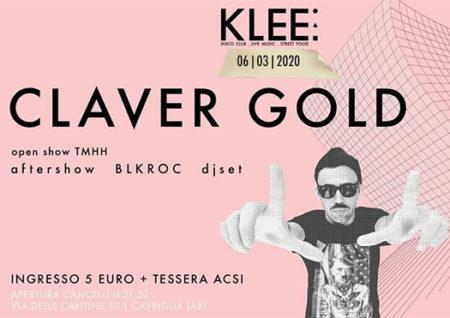 claver gold - officina klee cavriglia