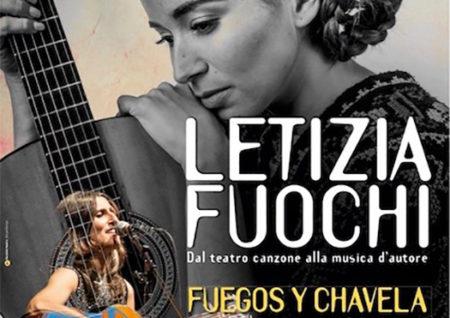 letizia fuochi - fuegos y chavela