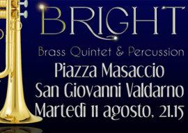 bright brass quintet opera - san giovanni valdarno
