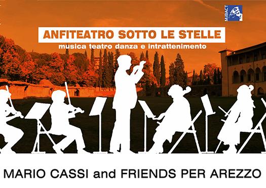 mario cassi and friends per arezzo
