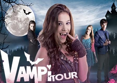 chica vampiro - vampitour