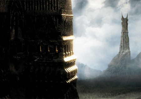il signore degli anelli - le due torri - episodio 2 - mandela forum