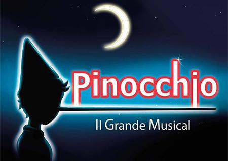 pinocchio il musical - obihall firenze