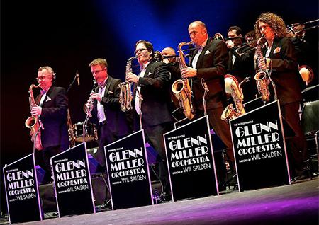 glenn miller orchestra - teatro verdi firenze