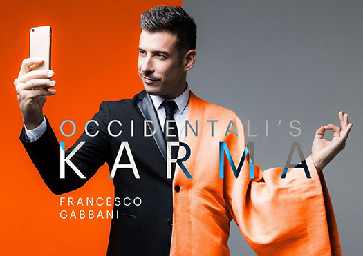 francesco gabbani - firenze