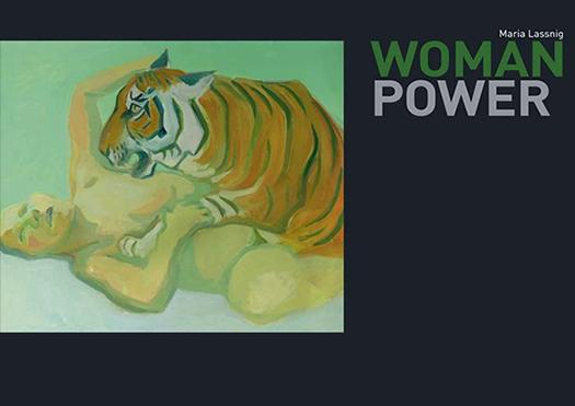 maria lassnig woman power - uffici firenze