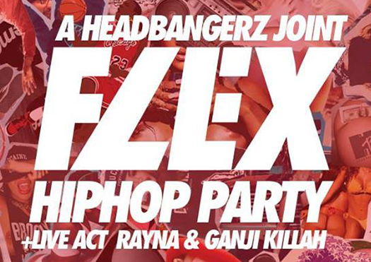 flex hip hop - capanno black out prato