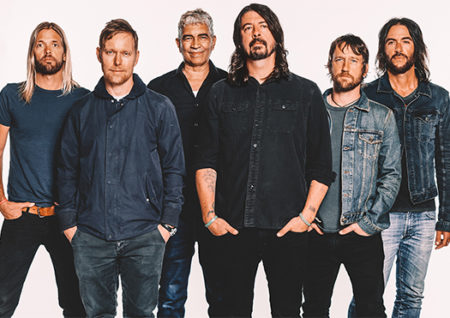 foo fighters - visarno arena