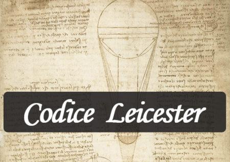codice leicester - uffizi firenze