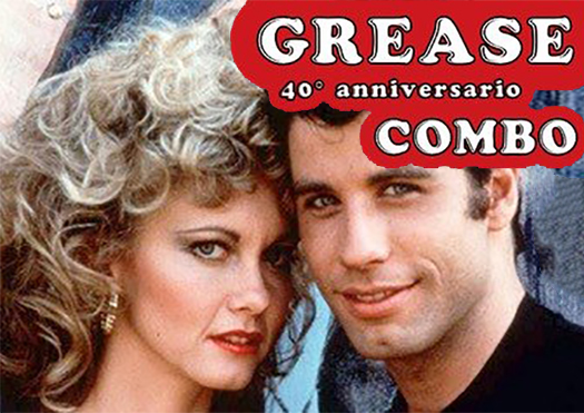 grease anniversary party - combo social firenze