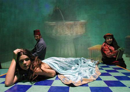 l'ultimo harem - teatro di rifredi