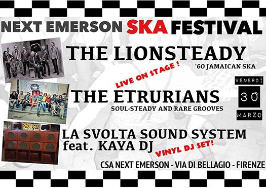 next emerson ska festival - cas next emerson