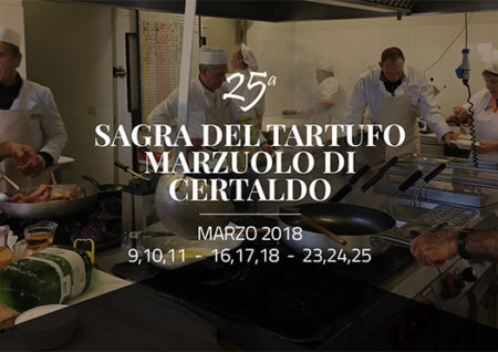 sagra del tartufo marzuolo - certaldo