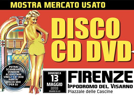 mostra mercato del disco cd dvd - visarno firenze