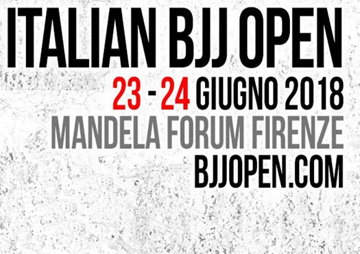 italian bjj open - mandela forum firenze