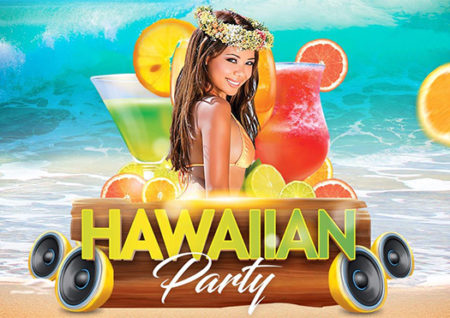 hawaiian party - atlantic pub