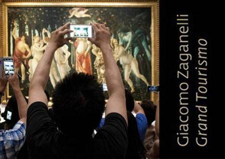 giacomo zaganelli grand tourismo - uffizi firenze