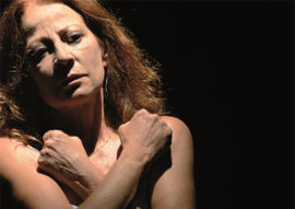 marianna ucria - teatro manzoni calenzano