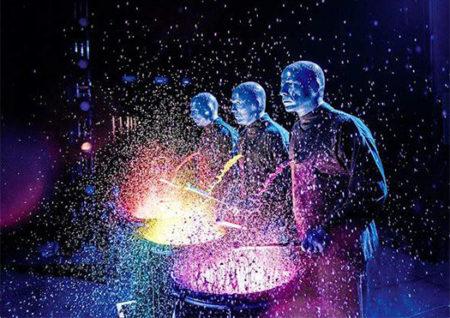 blue man group - mandela forum