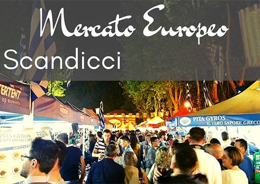 mercato europeo - scandicci