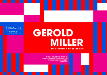 gerold miller - eduardo secci contemporary firenze