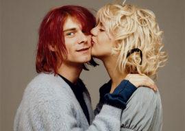 kurt cobain - courtney love